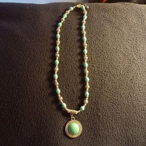 """Handmade Turquoise18"""" Necklace"""